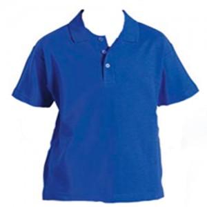 """Рубашка детская с коротким рукавом для мальчиков и подростков """"POLO"""""""